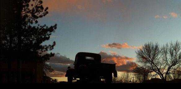 INTO THE EVENING Daily Photograph 02-15-12